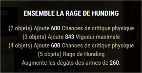 Les sets craftables Hundin10