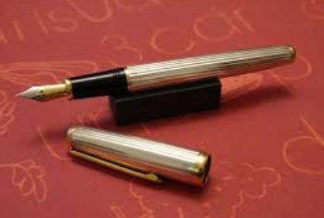 je vend stylo plume anglais grande marque et rare Inoxcr10