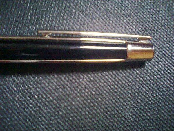Je vend Stylo bille St Dupont Gun Métal ST Dupont Défi  Photo010