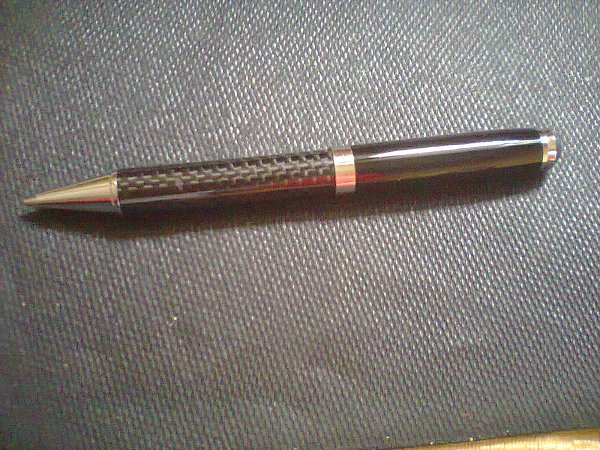 Je vend stylo Montblanc cruise collection noir roller ball Photo017