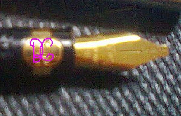 je vend stylo plume anglais grande marque et rare Photo028