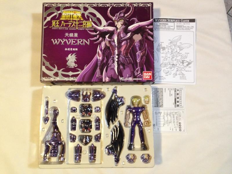 Cavalieri dello Zodiaco Saint Seiya Odino e Wyvern Img_4511