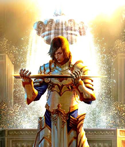 Núroranda - The Heresy Wars Knight10