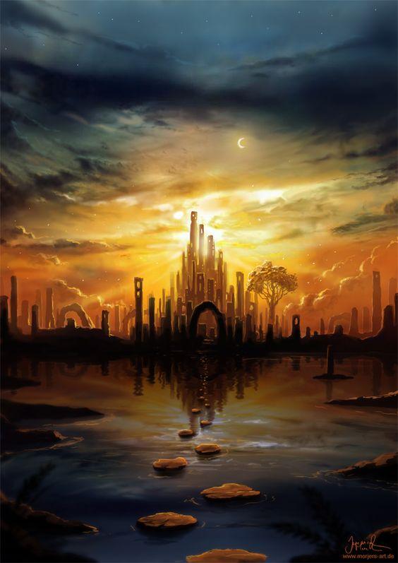 Núroranda - The Heresy Wars Utopia10