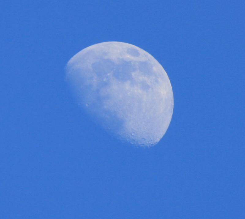 Transparent/Translucent Moon Aftern10