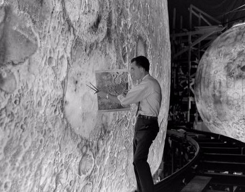 Transparent/Translucent Moon Apollo10