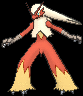 Gym Leader Fire in coming Sprite11