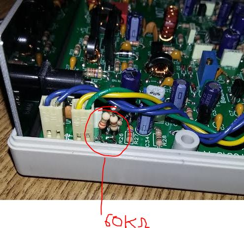 KIT émetteur récepteur QRP phonie 40m ( ozQRP ) Captur12
