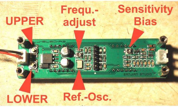 Fréquencemètre low cost Captur15