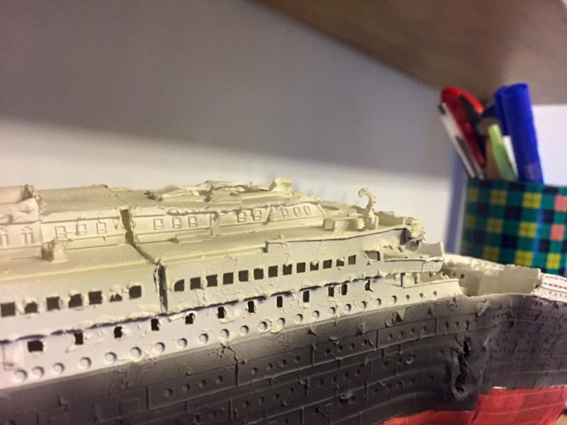 titanic - Relitto Titanic Revell 1:400 12508910
