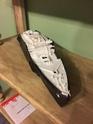 titanic - Relitto Titanic Revell 1:400 Titani12