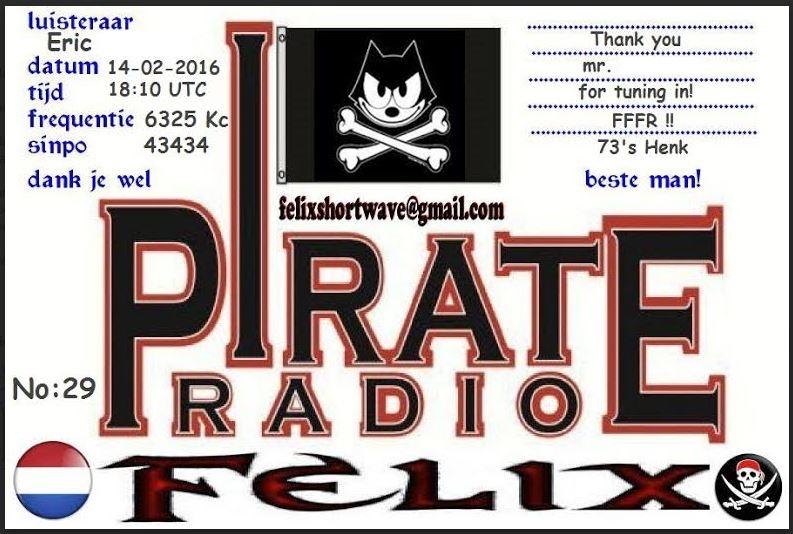 eQSL de radio FELIX Felix_10