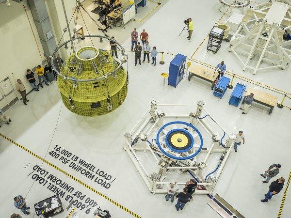 [Blog] Developpement de la capsule ORION de la NASA - Page 7 412