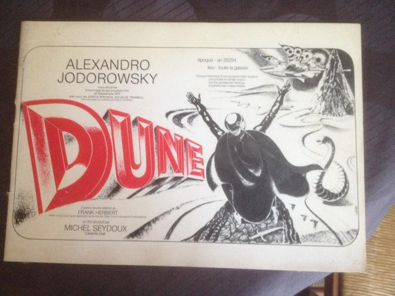 Jodorowsky's Dune - Avant-Première le mercredi 17 février 2016 à 20h15 - Ciné 104 - Pantin Img_2811