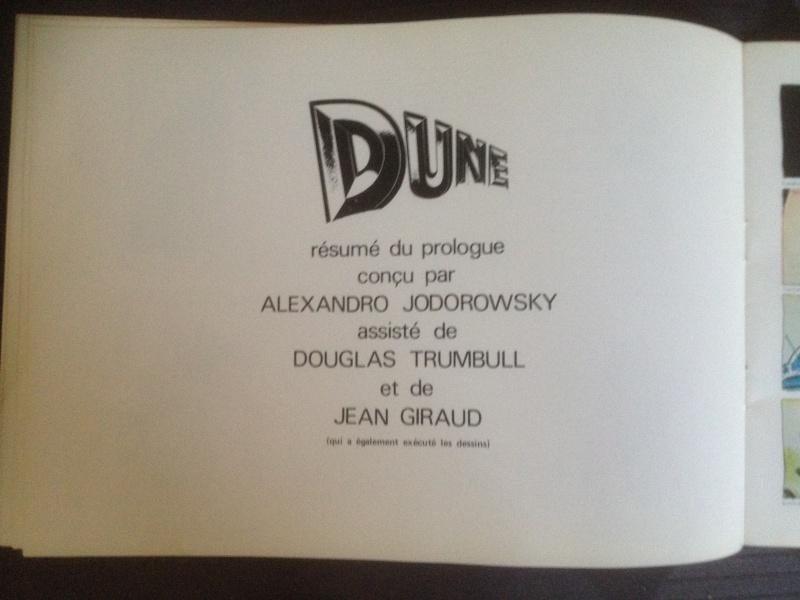 Jodorowsky's Dune - Avant-Première le mercredi 17 février 2016 à 20h15 - Ciné 104 - Pantin Img_2814