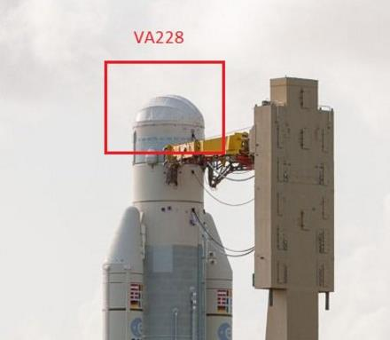 Ariane 5ECA VA228 (Intelsat 29e) - CSG - 27.01.2016 Screen41