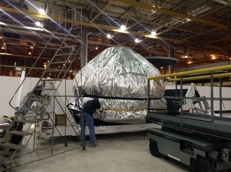 [Blog] Developpement de la capsule ORION de la NASA - Page 7 Screen91