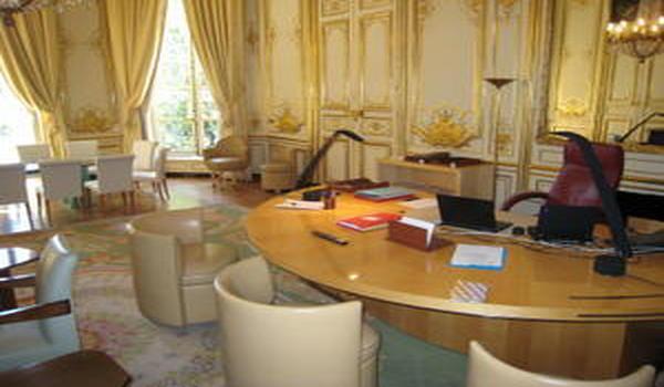 Bureau du Premier Ministre Bloggi18