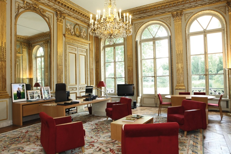 Bureau du Ministre Salonm10