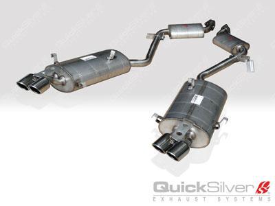 QuickSilver Exhaust Systems Quatro10