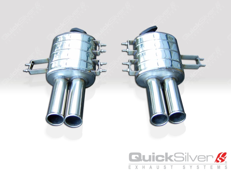 QuickSilver Exhaust Systems Quicks10