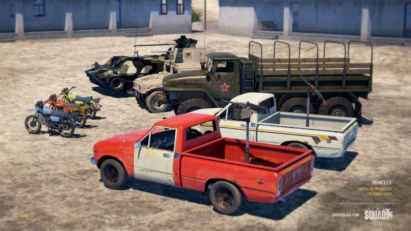 Zoom sur les véhicules Vehicl10