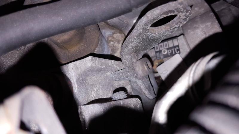 problème de numéro moteur 12810