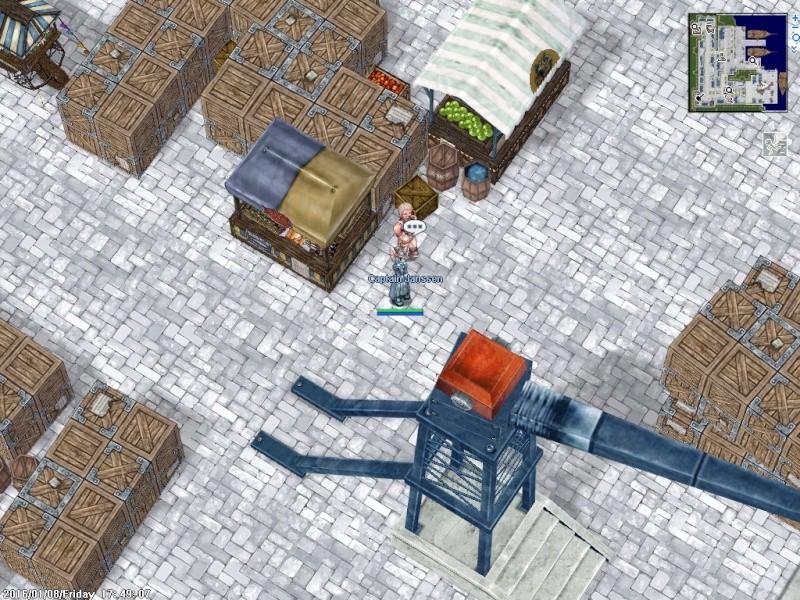 Création d'un groupe régulier pour Endless Tower. Screen10