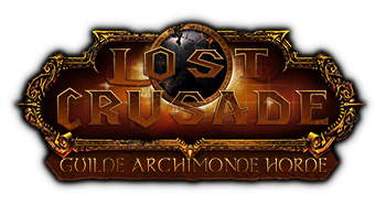 THE LOST CRUSADE
