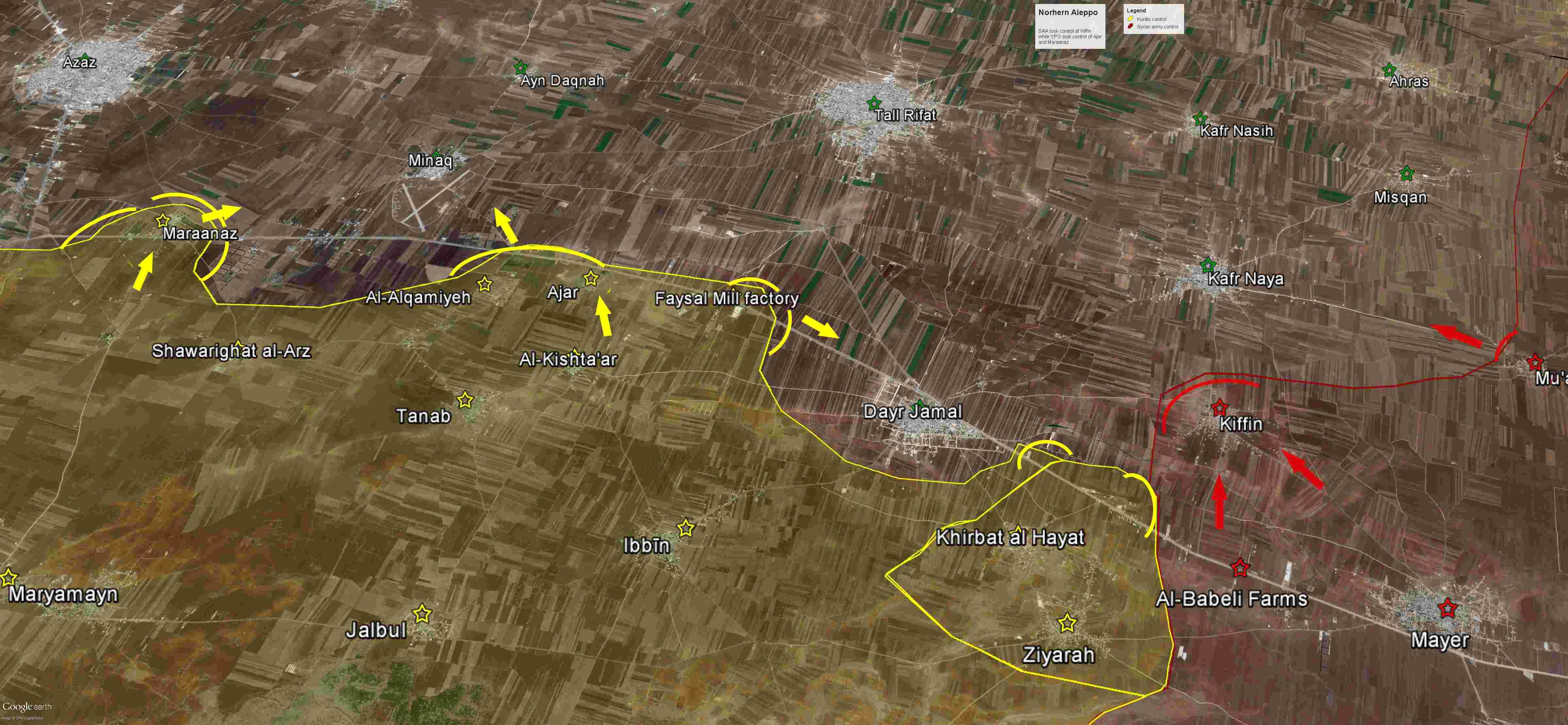 Syrian Civil War: News #6 Alep_x10