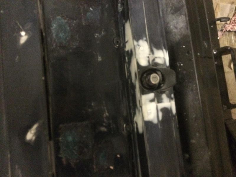 Montage rotule pivot et disques plaquettes av  Img_1225