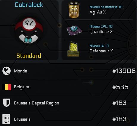 Nos premiers compagnons Cobra10