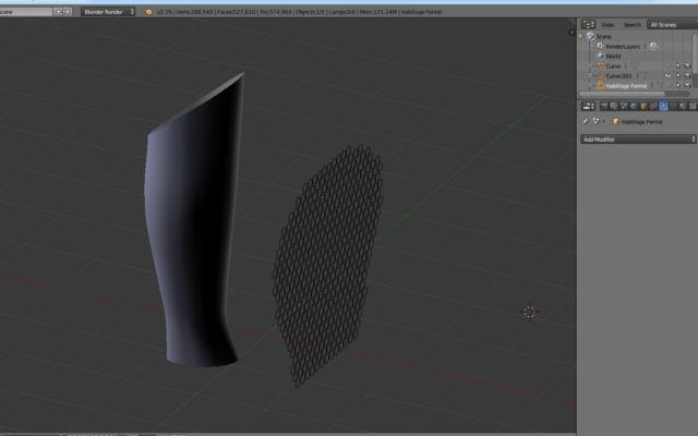 Découpe d'un motif dans un objet à partir d'une image png ou svg Image310