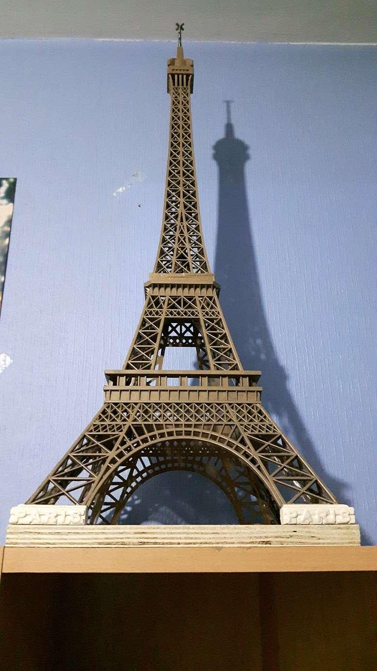 Numéro 4 - Je construis la Tour Eiffel - La tour Eiffel et la mode 14524510