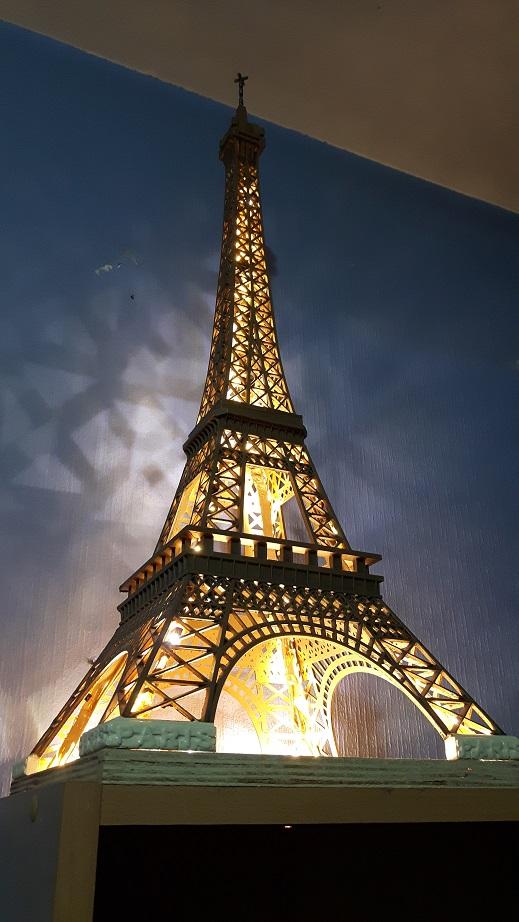 Numéro 4 - Je construis la Tour Eiffel - La tour Eiffel et la mode 14524511