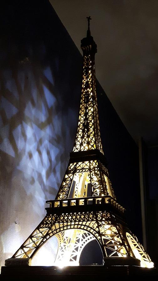 Numéro 4 - Je construis la Tour Eiffel - La tour Eiffel et la mode 14524512
