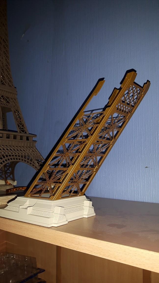 Numéro 4 - Je construis la Tour Eiffel - La tour Eiffel et la mode 20160120