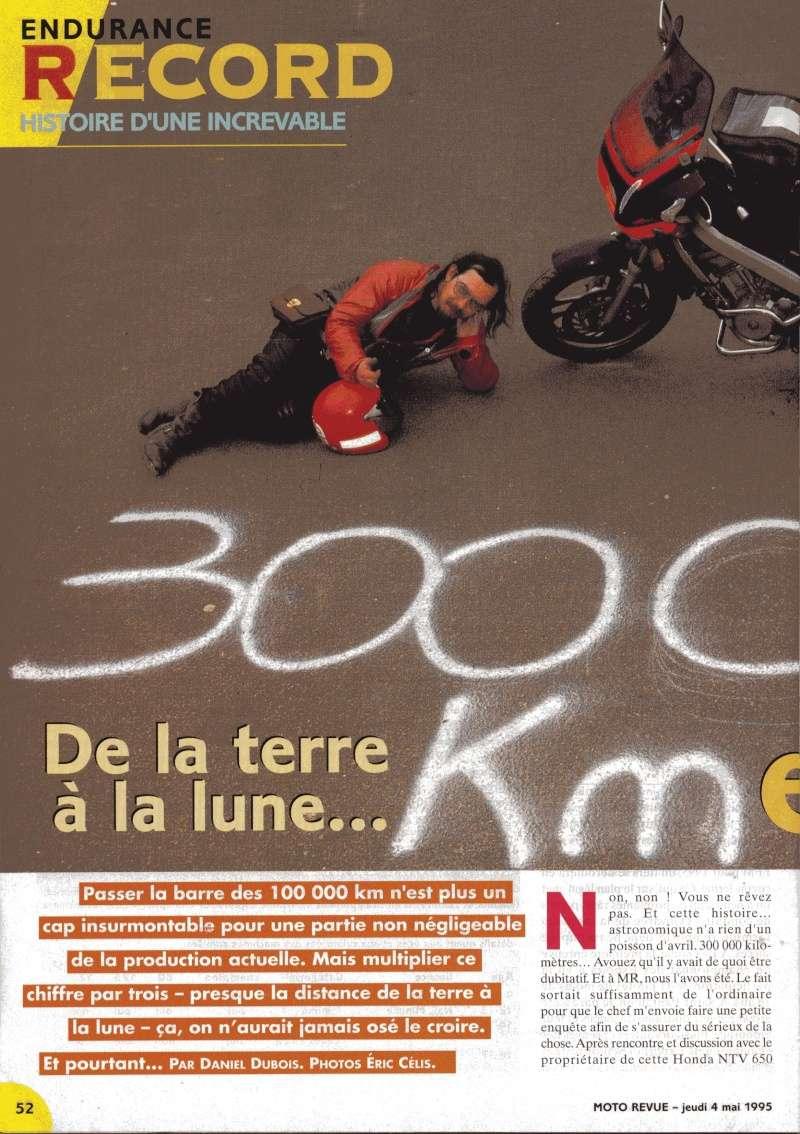 300000km en NTV Motorevue du 4 Mai 1995 Motore10