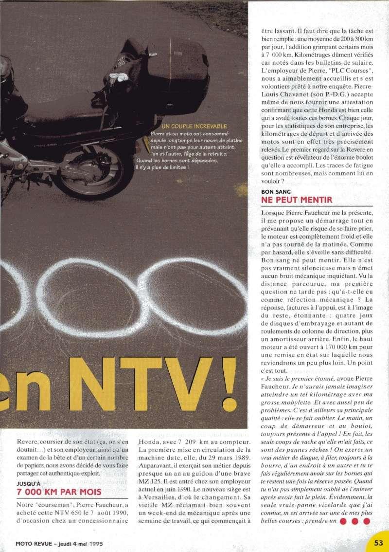300000km en NTV Motorevue du 4 Mai 1995 Motore11