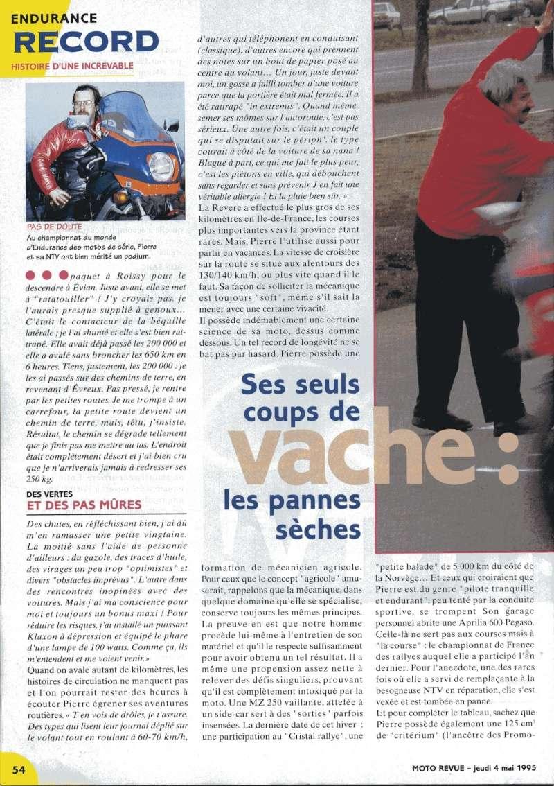 300000km en NTV Motorevue du 4 Mai 1995 Motore12