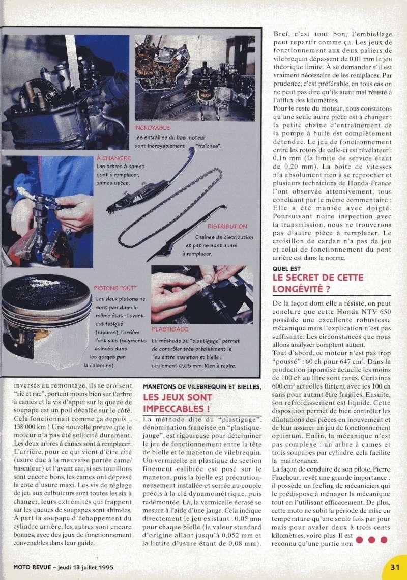 300000km en NTV Motorevue du 4 Mai 1995 Motore17
