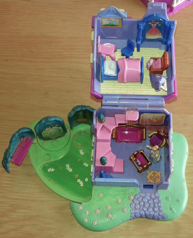 [Collection] Mon Butin : Mini collection Alice (Polly Pocket, figurines...) Cendri15