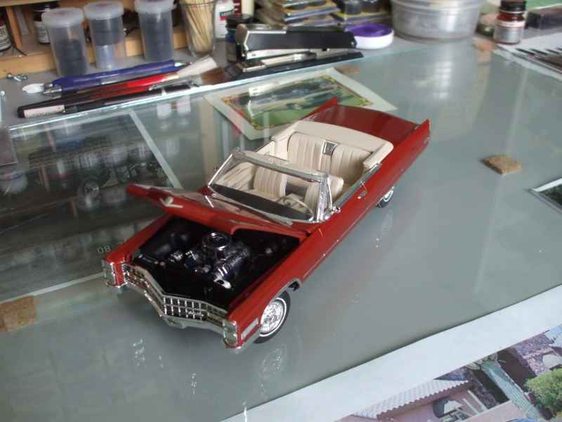 Cady De Ville 1966 Convertible Dscf2212