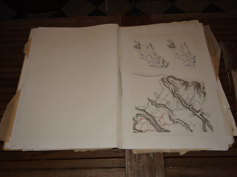 Atlas complet du siège de Sébastopol 1858 Dsc06716