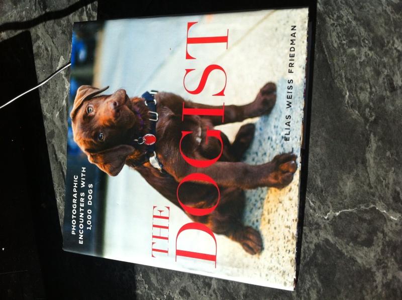 Livre The dogist Img_6113