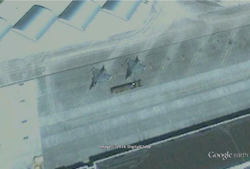 Base aéronavale de Landivisiau Rafale10