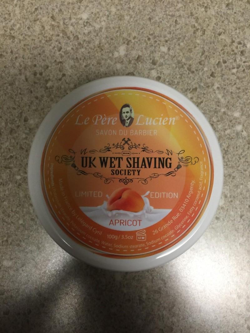 Savon du Barbier LPL Abricot Bnewp610