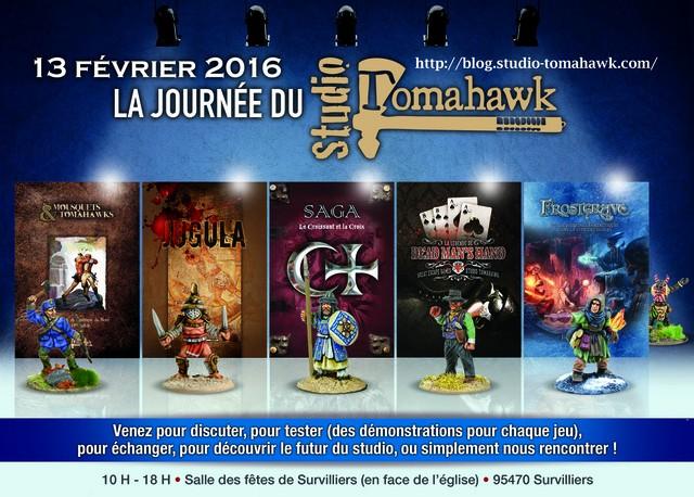 [95 - Survilliers] : La Journée du Studio Tomahawk - 13 février 2016 99258_11