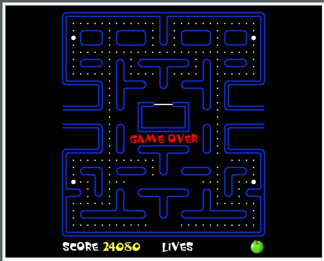 Game - PacMan 2408011