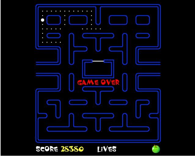 Game - PacMan Sans_t10